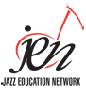 Logo of the Jazz Education Network.